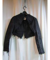 Y's yohji yamamoto デニムショートジャケット YY-J14-005