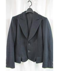 yohji yamamoto +noir デザインショートジャケット(NJ-J13-108)