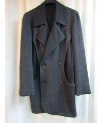 オールド 96aw yohji yamamoto femme Y's ニット切替デザインジャケット