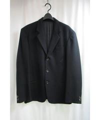 レア 87aw yohji yamamoto pour homme vintage 黒 4番 3釦ジャケット