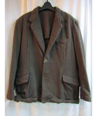 04aw yohji yamamoto pour homme 裾デザインジャケット HJ-J19-115