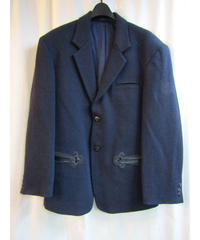 88aw オールドyohji yamamoto pour homme vintage 紺 ビートルズ ジャケット