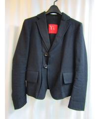 赤ラベル Y's yohji yamamoto femme Y's フロントデザインジャケット