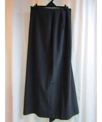 Y's yohji yamamoto femme 裾デザインフレアスカート