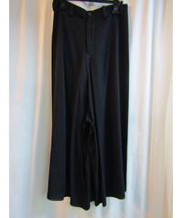 yohji yamamoto +noir femme スカートサルエルデザインパンツ