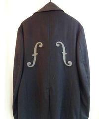 美品 06AW yohji yamamoto pour homme 黒音符デザインジャケット