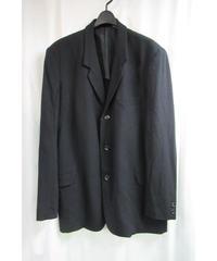 07ss yohji yamamoto pour homme 素材切り替えデザインジャケット
