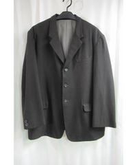 98aw yohji yamamoto pour homme vintage 製品染めシンプルジャケット HY-J67-990