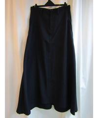 Y's yohji yamamoto シンプルフレアスカート YE-S15-100