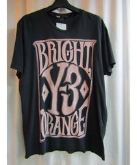 Y-3 yohji yamamoto 黒 ビックプリントTシャツ