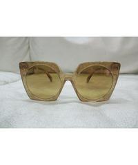 未使用 yohji yamamoto pour homme 大判デザインサングラス 眼鏡