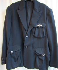 91ss オールドyohji yamamoto pour homme vintage かばんジャケット