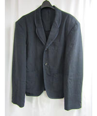 80's yohji yamamoto pour homme vintage バイヤスデザインショートジャケット