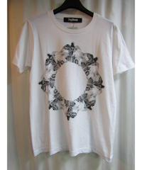 14aw yohji yamamoto femme LESLIE KEE プリントTシャツ FF-T92-076
