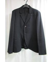 05aw yohji yamamoto pour homme 2つ釦シンプルショートジャケット
