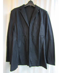 新品未使用  yohji yamamoto +noir femme Y's ストライプシンプルジャケット