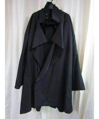 18ss yohji yamamoto pour homme オーバーサイズ変形襟コート