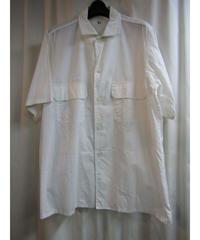 Y's yohji yamamoto フラップポケットデザイン 半袖シャツ