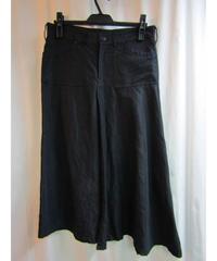新品未使用 タグ付 Y's yohji yamamoto femme タックデザインスカート