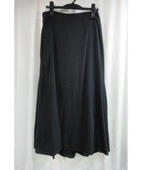 yohji yamamoto +noir バックレイヤードデザインスカート