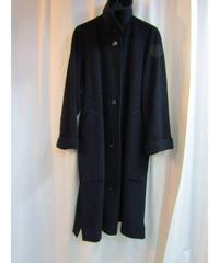 レア 80's Y's yohji yamamoto vintage navyドルマンスリーブコート 1018