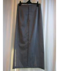 Y's yohji yamamoto femme ボックスタイトスカート