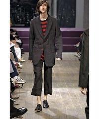未使用 05ss yohji yamamoto pour homme 多釦デザインロングジャケット