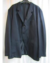 18aw yohji yamamoto pour homme バックファスナー 燕尾デザインジャケット