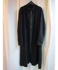2014AW yohji yamamoto pour homme 黒 ライダースタイプ ロングジャケット