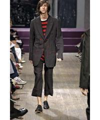 05ss yohji yamamoto pour homme 赤ボタンデザインジャケット HY-J60-801