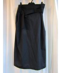 08ss yohji yamamoto femme Y's ウエストデザインスカート