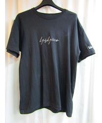 18aw yohji yamamoto femme×NEW ERA Y's ロゴTシャツ