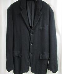 AD 1998 COMME des GARCONS vintage 縮絨加工デザインジャケット