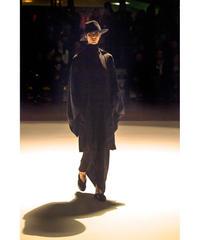 レア 15aw yohji yamamoto femme 着物袖 羽織 ロングジャケット