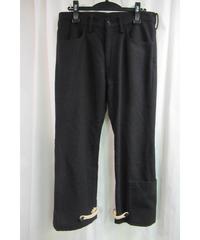 04aw yohji yamamoto pour homme ポケットデザインパンツ HJ-P48-114