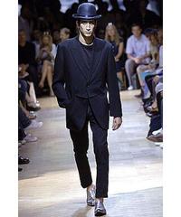 07ss yohji yamamoto pour homme 素材切替えデザインジャケット HT-J21-103