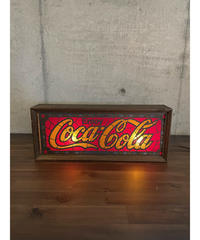 ヴィンテージ Coca Cola ライトニングサイン
