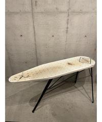 ヴィンテージ メタル アイロニング ボード ②