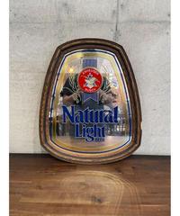 Natural Light パブミラー