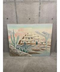 ヴィンテージ アリゾナ ペンイント アート