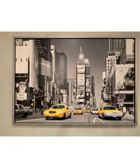New York タイムズスクエア ポスター