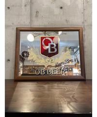 OB Beer パブミラー(コリアンビール)