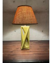 ヴィンテージ セラミックベース テーブルランプ