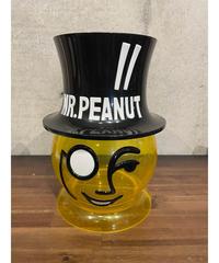 Mr Peanut ラージ プラスチック ジャー