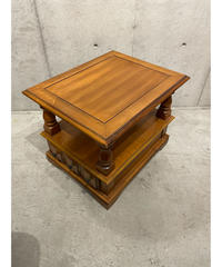 ヴィンテージ ウッド サイドテーブル