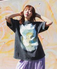 SELECT by Felilina ピグメントGRAFTI Tシャツ