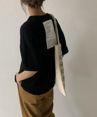 nh-tops-02169 self esteem check up worksheet Tシャツ ホワイト ブラック