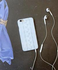 mb-iphone-02330 ニット プリント iPhoneケース