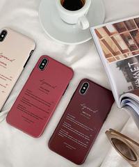 mb-iphone-02559 英字 デザイン iPhoneケース