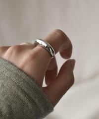 mb-ring2-02071 SV925 クレセントムーン シルバー925